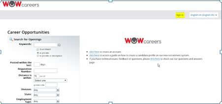 Questions and answers - WOW Careers